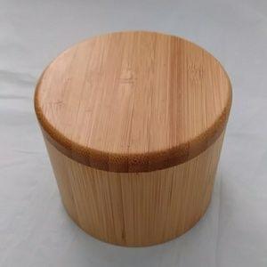 Other - Bamboo Jewelry Trinket Box